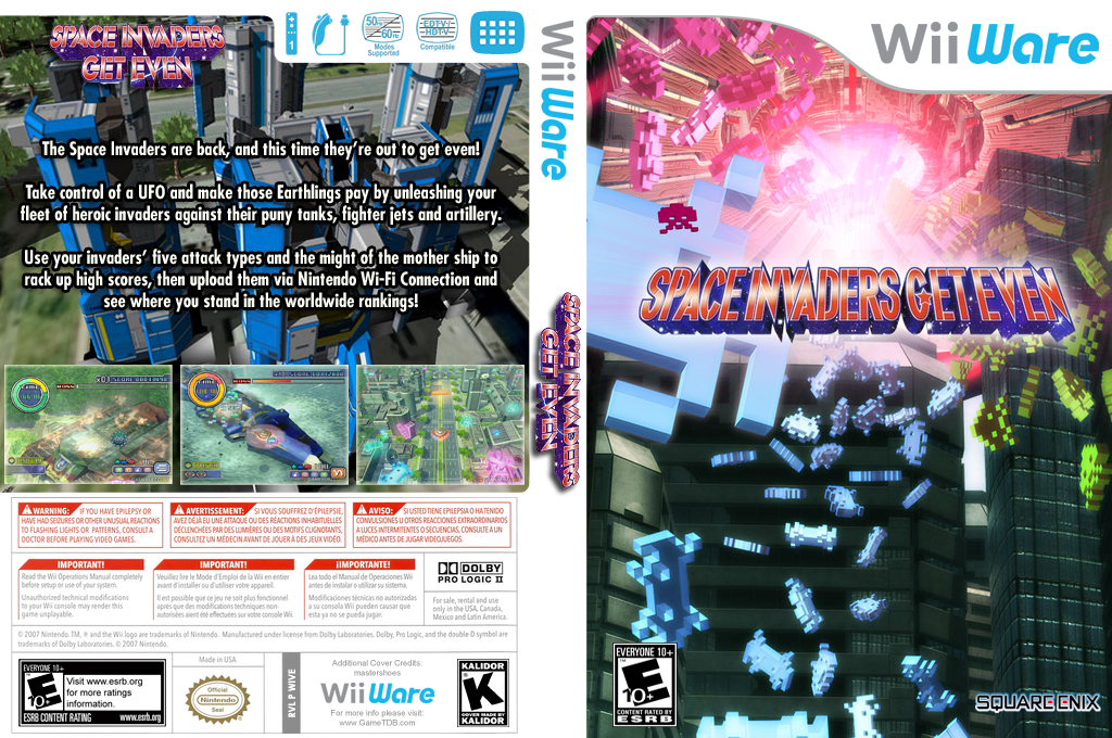 Space Invaders Get Even Wii coverfullHQ (WIVE)