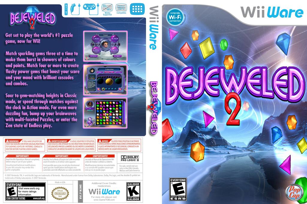 Bejeweled 2 Wii coverfullHQ (WJWE)