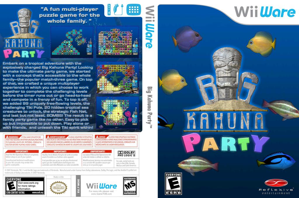 Big Kahuna Party Wii coverfullHQ (WKHE)