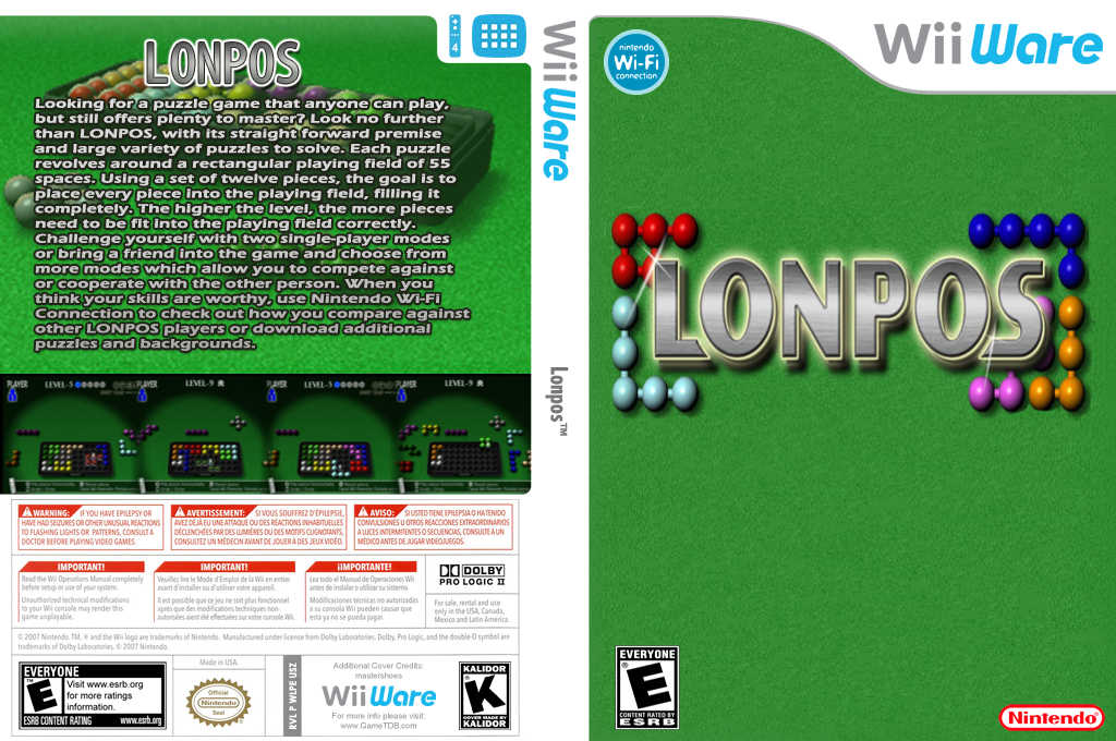Lonpos Wii coverfullHQ (WLPE)