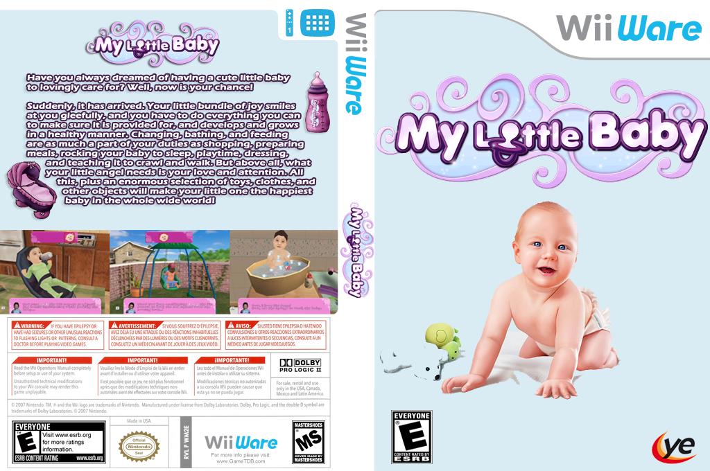 My Little Baby Wii coverfullHQ (WM2E)