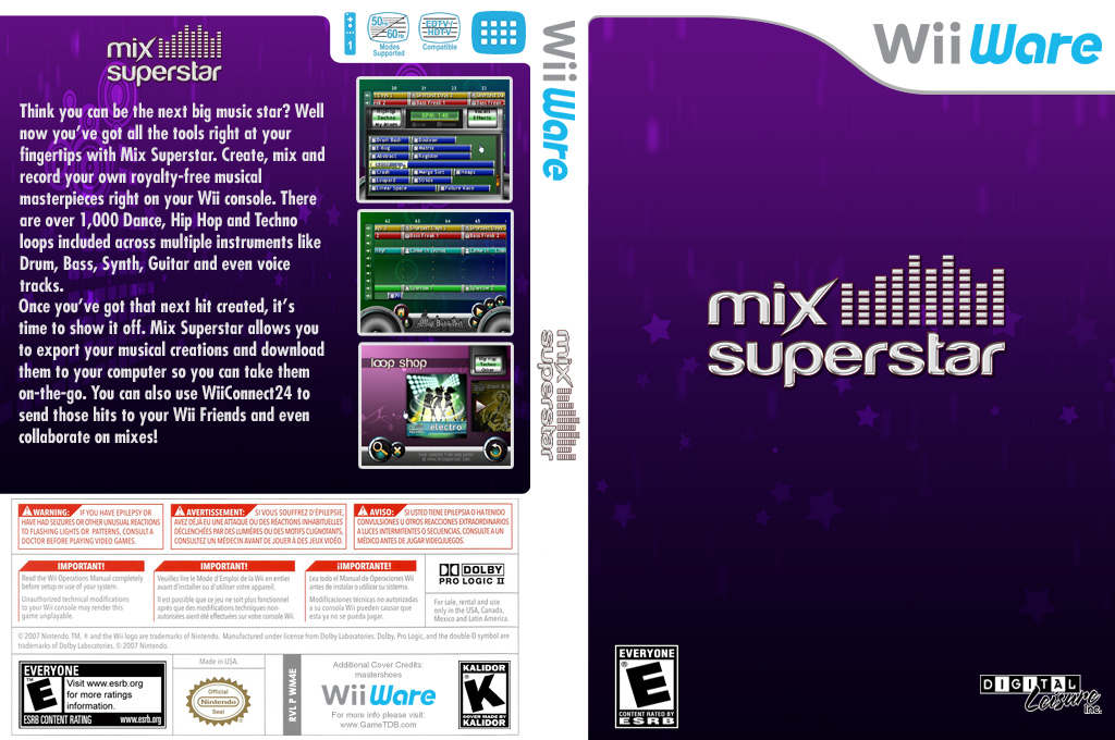 Mix Superstar Wii coverfullHQ (WM4E)