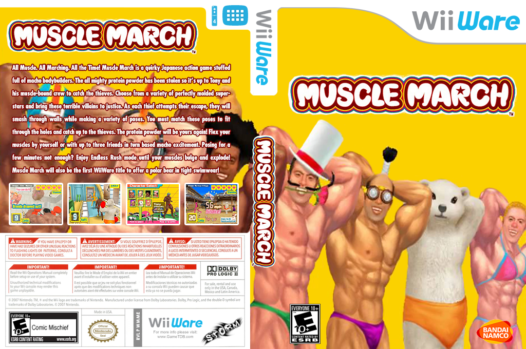 Muscle March Wii coverfullHQ (WMME)