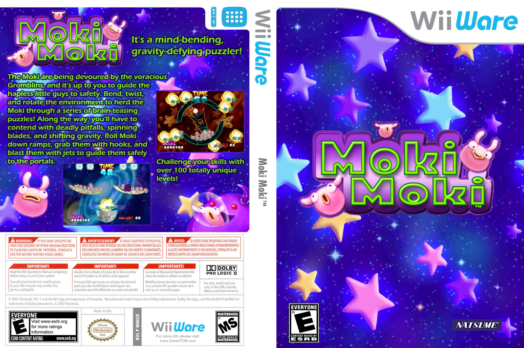 Moki Moki Wii coverfullHQ (WMOE)