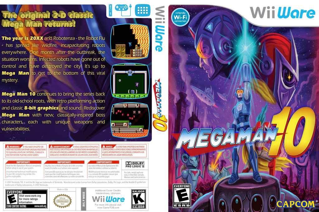 Mega Man 10 Wii coverfullHQ (WRXE)