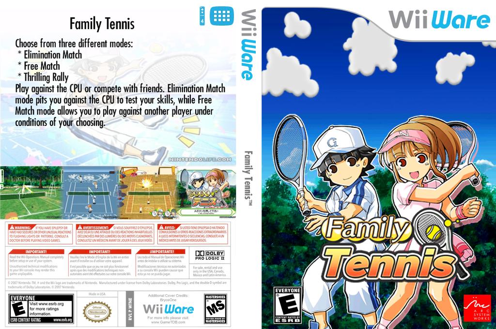 Family Tennis Wii coverfullHQ (WTNE)