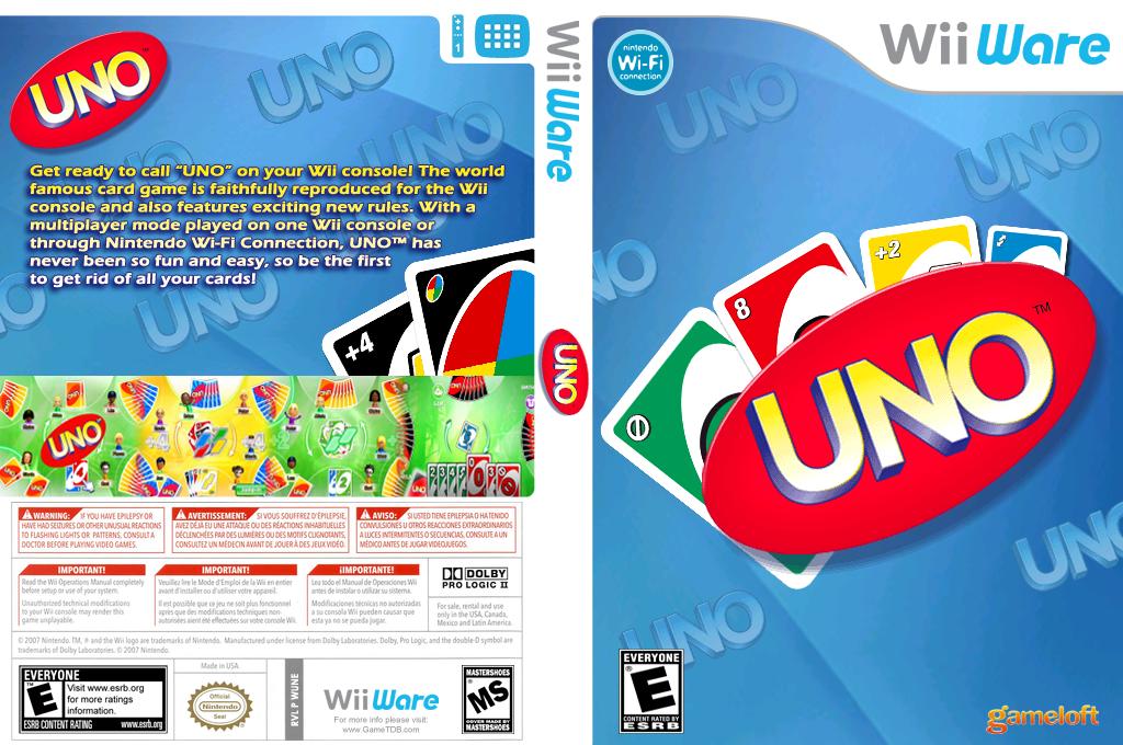 Uno Wii coverfullHQ (WUNE)