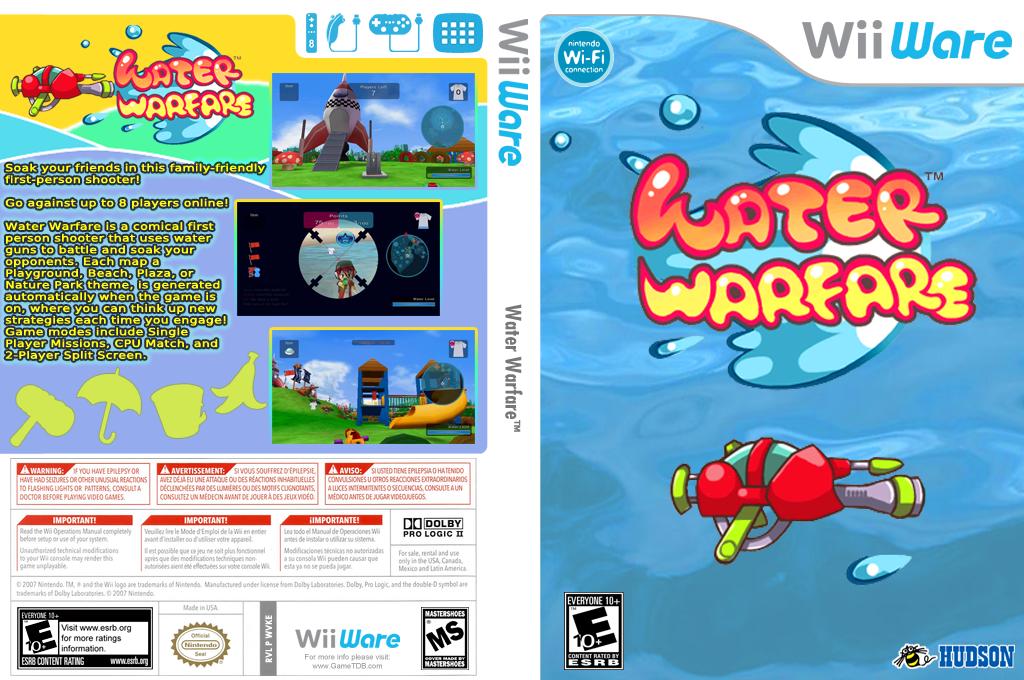 Water Warfare Wii coverfullHQ (WVKE)
