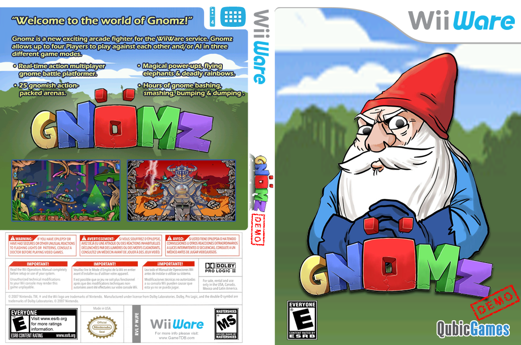 Gnomz Demo Wii coverfullHQ (XJGE)