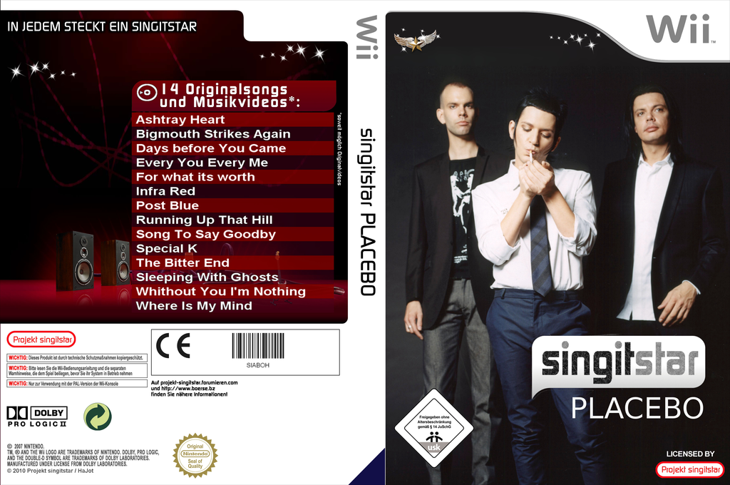 SingItStar Placebo Wii coverfullHQ (SIABOH)