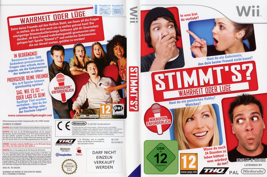 Stimmt's (Truth or Lies) Wii coverfullHQ2 (STLP78)