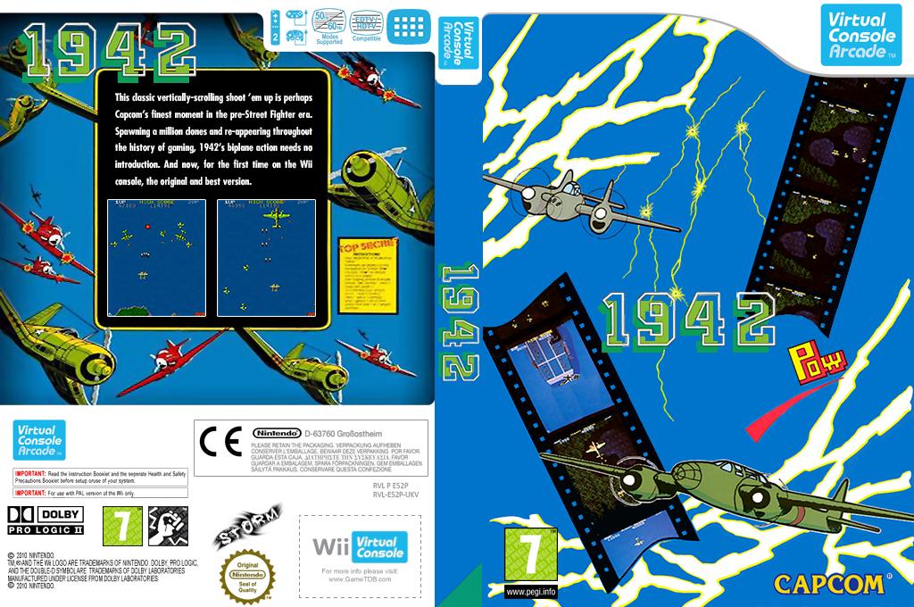 1942 Wii coverfullHQ2 (E52P)