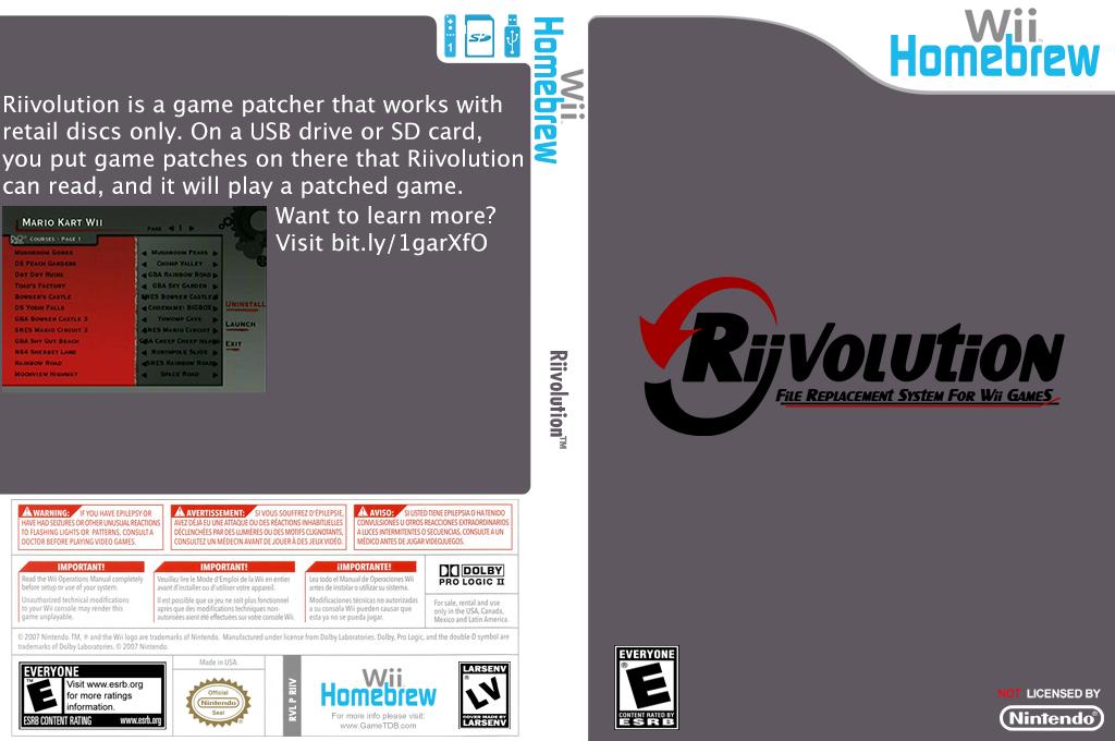 Riivolution Wii coverfullHQ2 (RIIV)