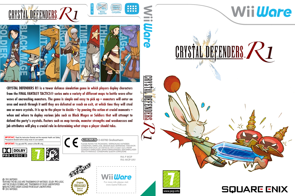 Crystal Defenders R1 Wii coverfullHQ2 (WCIP)