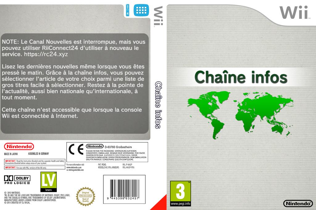 Chaîne Infos Wii coverfullHQ2 (HAGP)