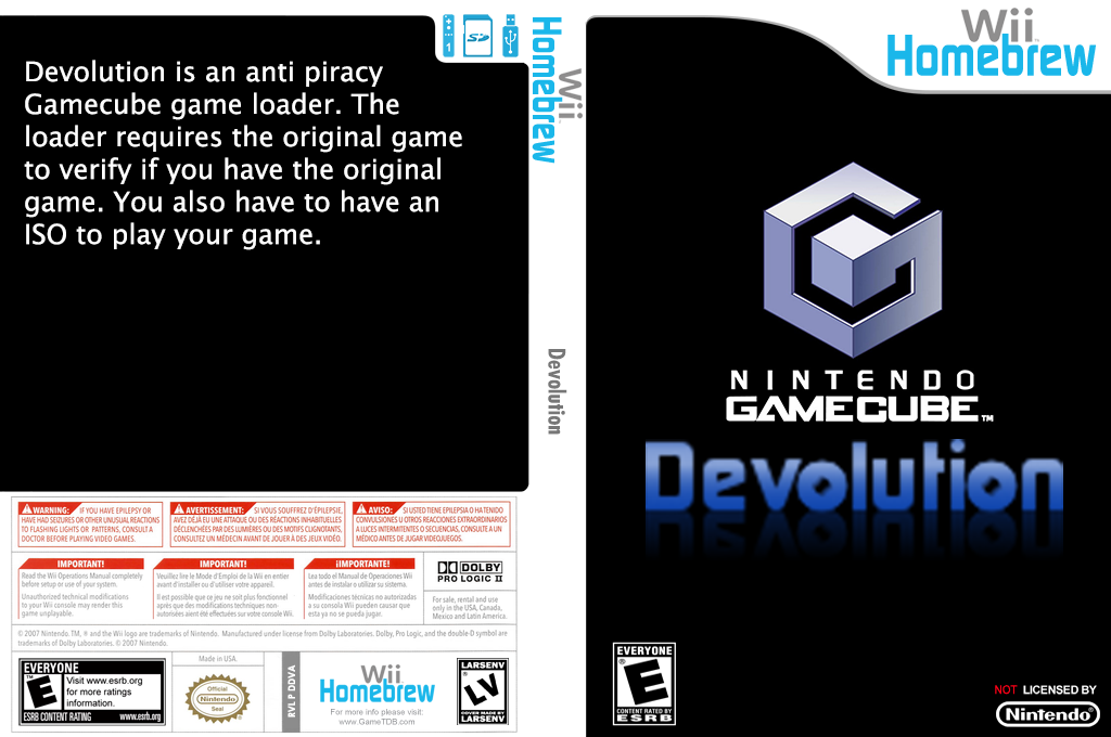 Devolution Wii coverfullHQ2 (DDVA)