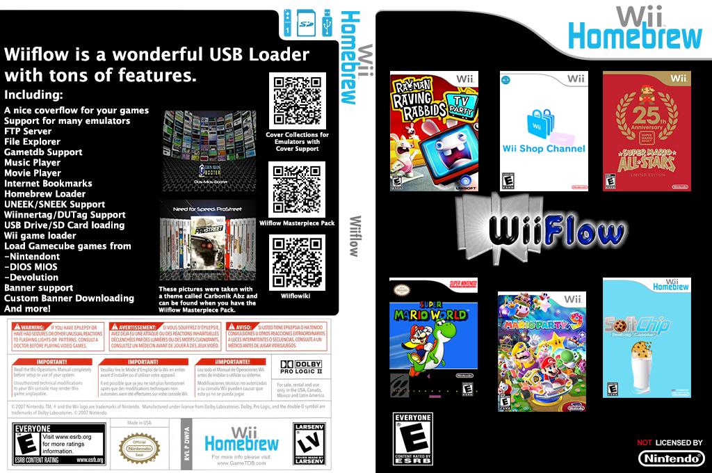 WiiFlow Wii coverfullHQ2 (DWFA)