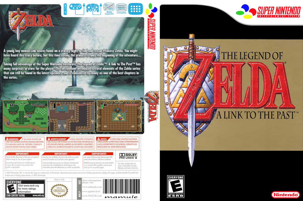 The Legend of Zelda: A Link to the Past Wii coverfullHQ2 (JADE)
