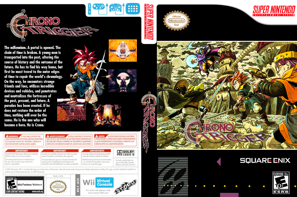 Chrono Trigger Wii coverfullHQ2 (JECE)
