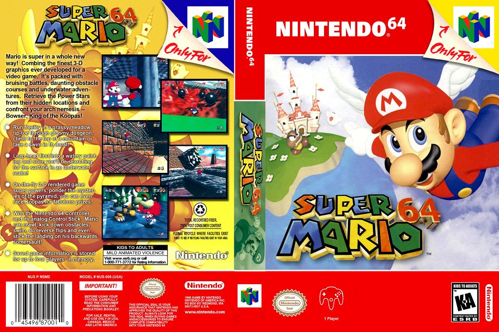 Super Mario 64 Wii coverfullHQ2 (NAAE)