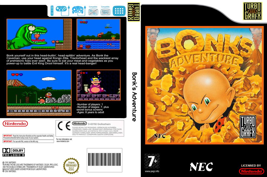 Bonk's Adventure Wii coverfullHQ2 (PABE)