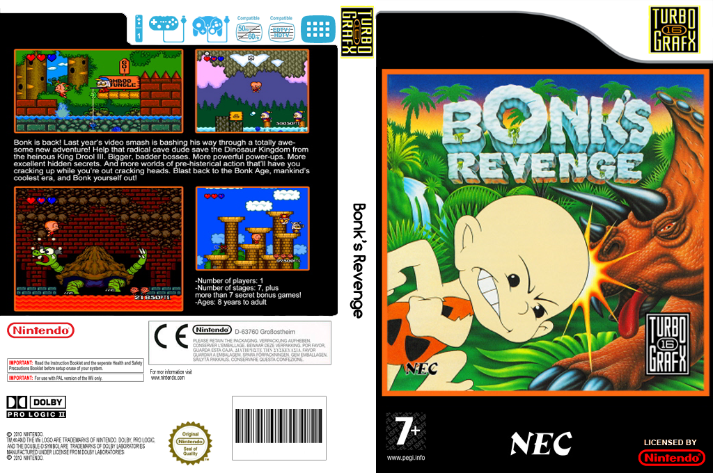 Bonk's Revenge Array coverfullHQ2 (PBHE)