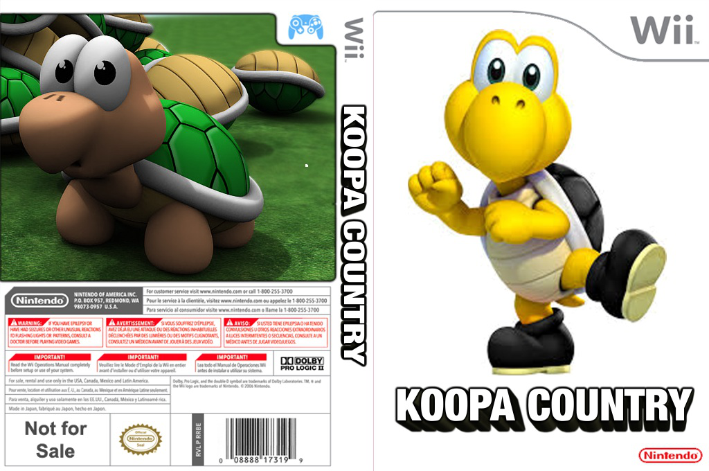 Koopa Country Wii coverfullHQ2 (SMNE10)
