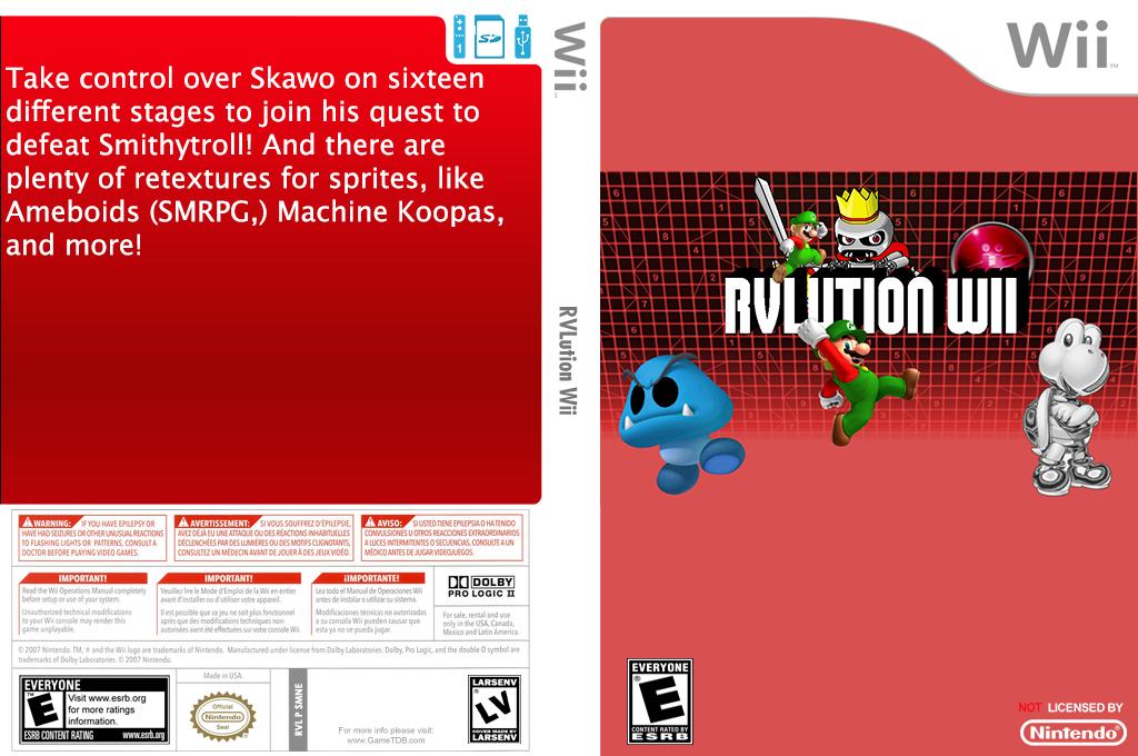 RVLution Wii Wii coverfullHQ2 (SMNERV)