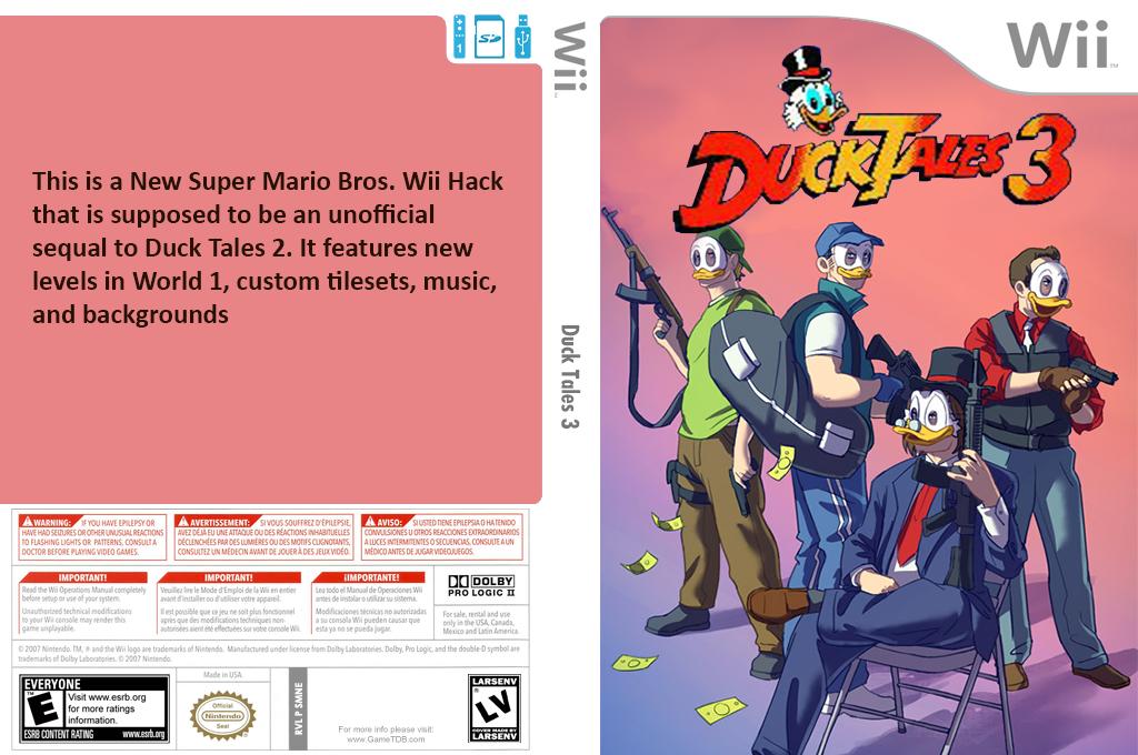 Duck Tales 3 Wii coverfullHQ2 (SMNEZU)