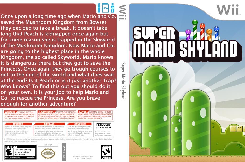 Super Mario Skyland Wii coverfullHQ2 (SMNEZY)