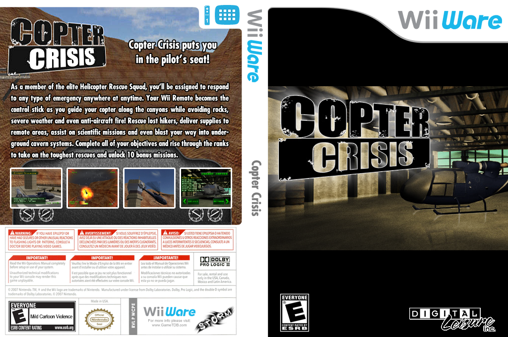 Copter Crisis Wii coverfullHQ2 (WCPE)