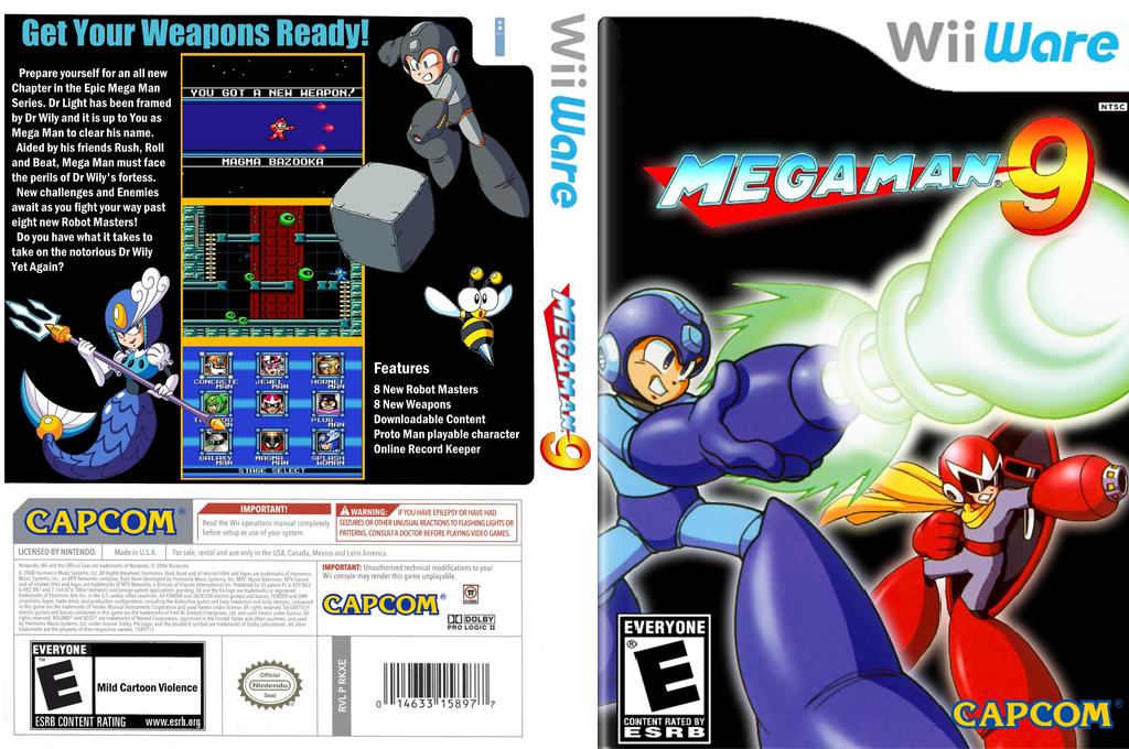 Mega Man 9 Wii coverfullHQ2 (WR9E)