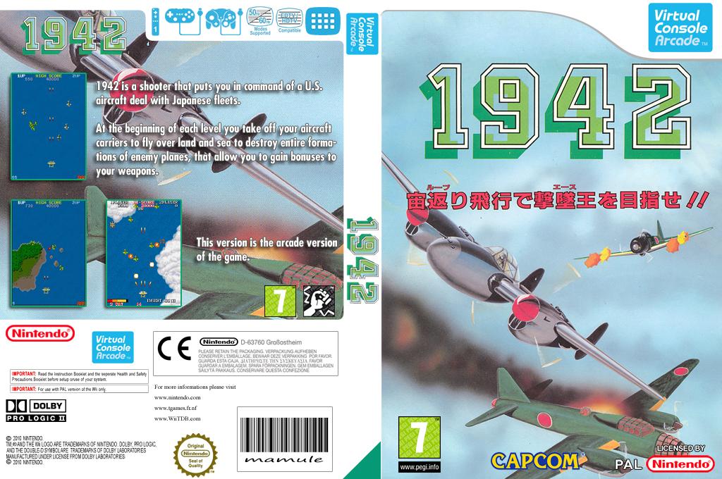 1942 Wii coverfullHQB (E52P)