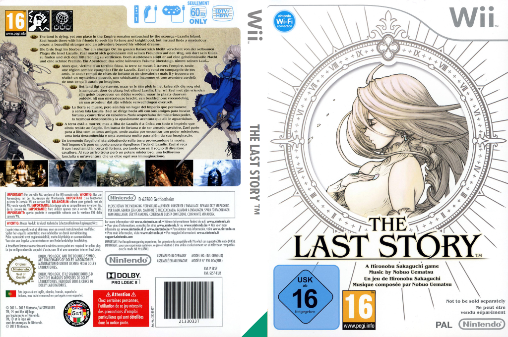 The Last Story Array coverfullHQB (SLSP01)