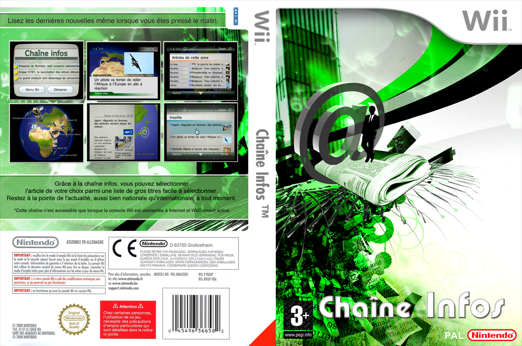 Chaîne Infos Wii coverfullHQB (HAGP)
