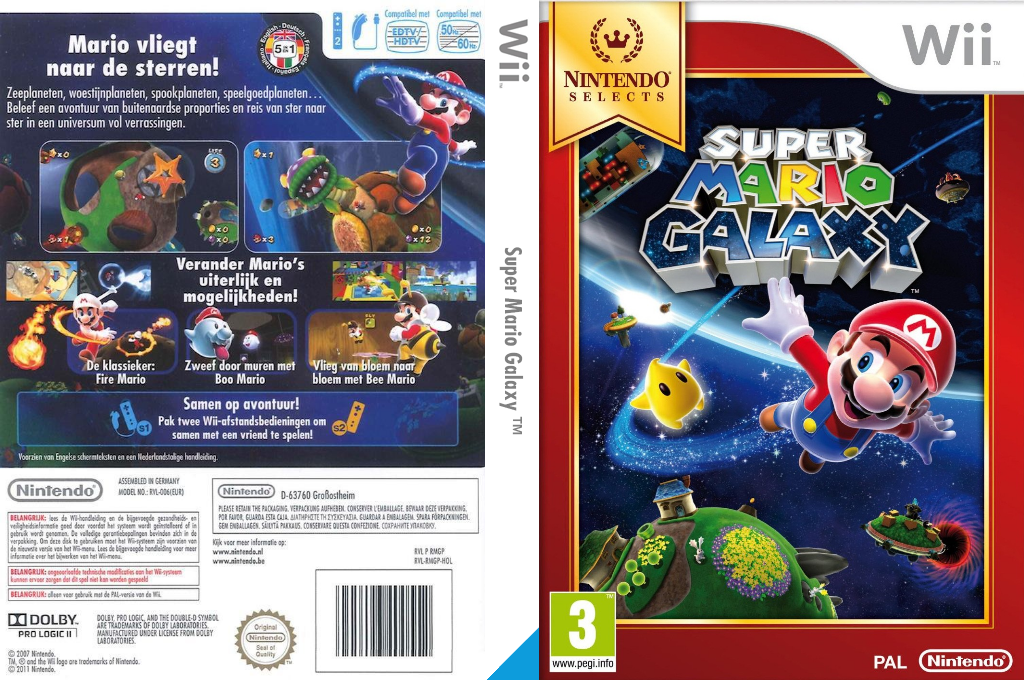 Super Mario Galaxy Wii coverfullHQB (RMGP01)