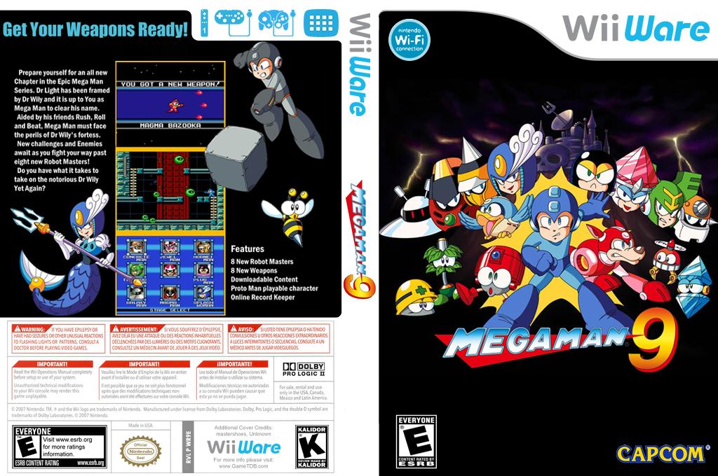 Mega Man 9 Wii coverfullHQB2 (WR9E)
