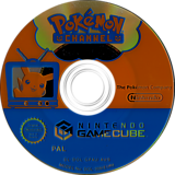 Pokémon Channel GameCube disc (GPAU01)