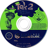 Tak 2: The Staff of Dreams GameCube disc (G2FD78)
