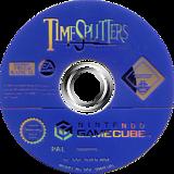 TimeSplitters: Future Perfect GameCube disc (G3FD69)
