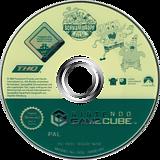 Der SpongBob Schwammkopf Film GameCube disc (GGVD78)