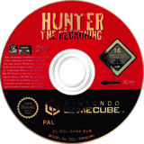 Hunter: The Reckoning GameCube disc (GHNX71)