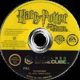 Harry Potter Und Die Kammer Des Schreckens GameCube disc (GHSY69)