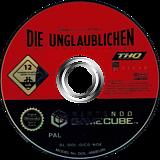 Die Unglaublichen GameCube disc (GICD78)