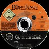 Der Herr der Ringe: Die Rückkehr des Königs GameCube disc (GKLD69)