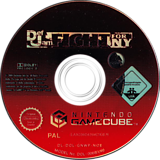 Def Jam: Fight For NY GameCube disc (GNWP69)