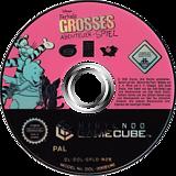 Disney's Ferkels Grosses Abenteuer - Spiel GameCube disc (GPLD9G)