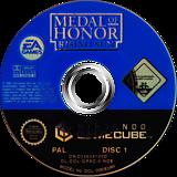 Medal of Honor: Rising Sun GameCube disc (GR8D69)
