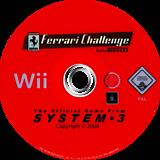 Ferrari Challenge: Trofeo Pirelli Wii disc (RF3P6M)