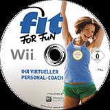 Fit for Fun Wii disc (SFRDRV)